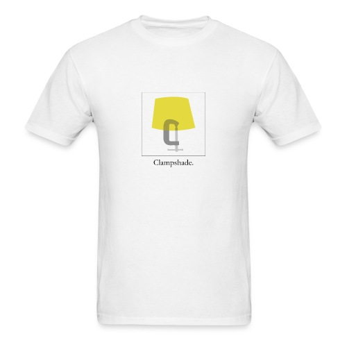 Gallery Collection -- Clampshade - Men's T-Shirt