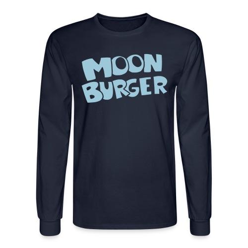 Men's Long Sleeve T-Shirt - women,wacky,urban,universal,t-shirt,sweatshirt,sun,shirt,moon burger,moon,mens,kids,hipster,hip,geek,funny,food,design,cool,cartoon,burger,art,World,US,America