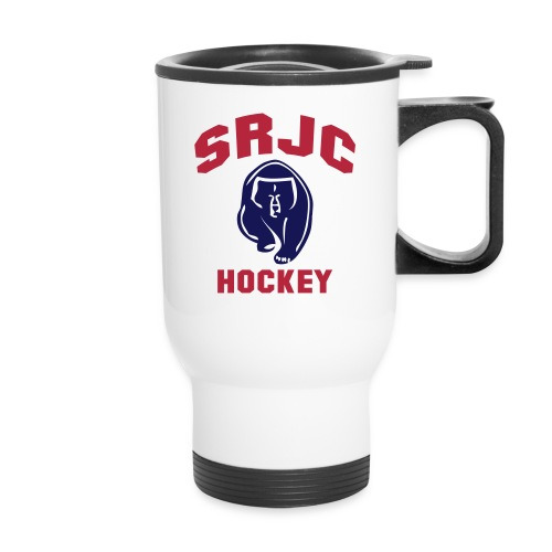 SRJC Ice Hockey Coffee Mug - Travel Mug