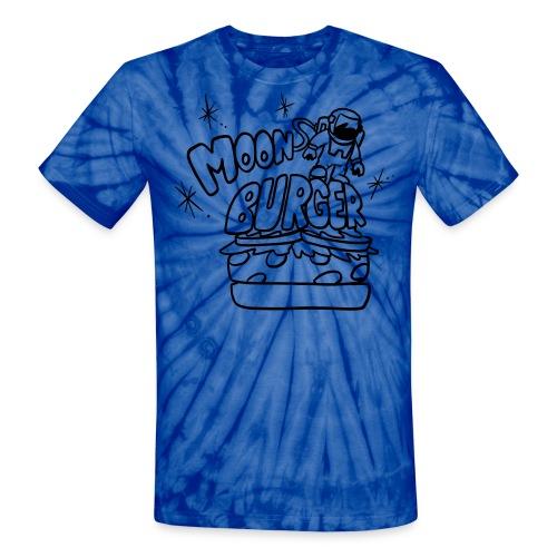 MBUnisexTieDyeT - Unisex Tie Dye T-Shirt