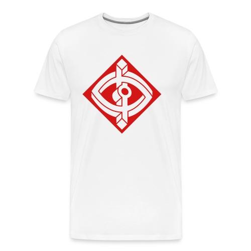 Optik ILL Stamp - Men's Premium T-Shirt