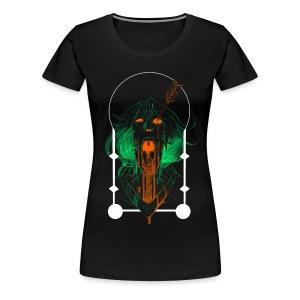 Color Me Dead (Alternative) - Women's Premium T-Shirt