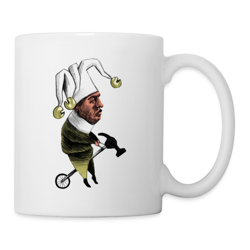 Hammer Rider (Coffee/Tea Mug) - Coffee/Tea Mug
