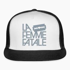 The femme fatale Caps