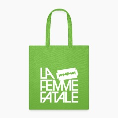 The femme fatale Bags & backpacks
