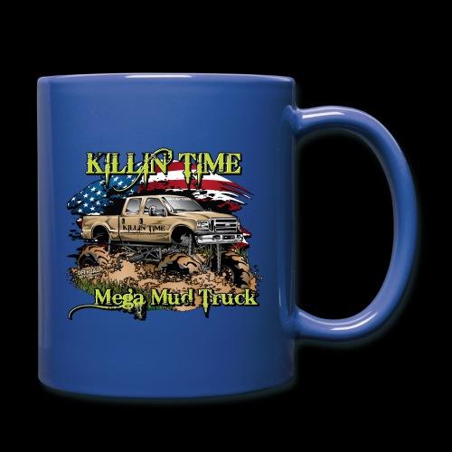Killin Time Mud Truck Mug - Full Color Mug