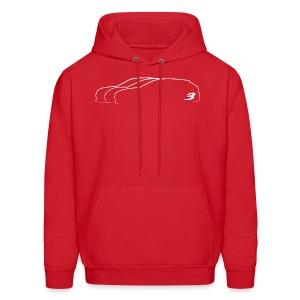 Mazda3 Hoodie - Men's Hoodie