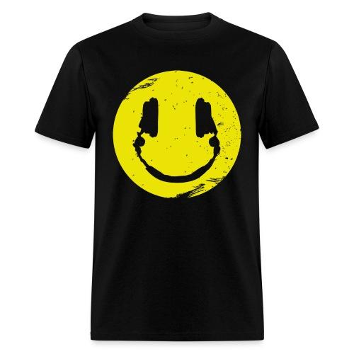 Music Smile - Men's T-Shirt