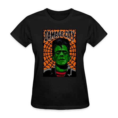 Rockabilly Frank - Women's T-Shirt