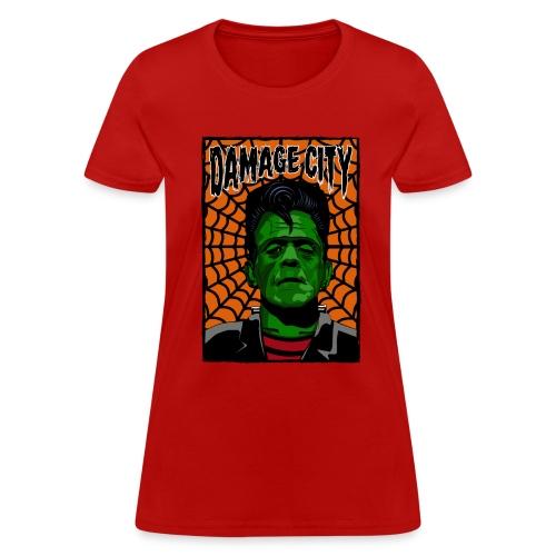 Rockabilly Frank - Women's T-Shirt