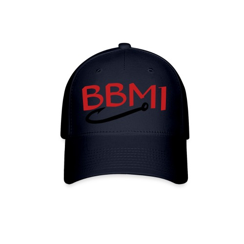 BigBassMaster1 Hat: Blue - Baseball Cap