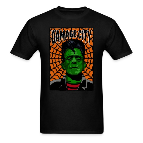 Rockabilly Frank - Men's T-Shirt