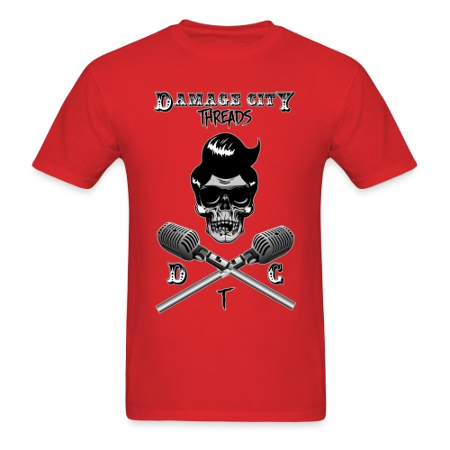 DCT Mics - Men's T-Shirt
