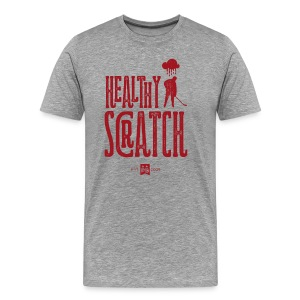 Healthy Scratch - Men's Premium T-Shirt