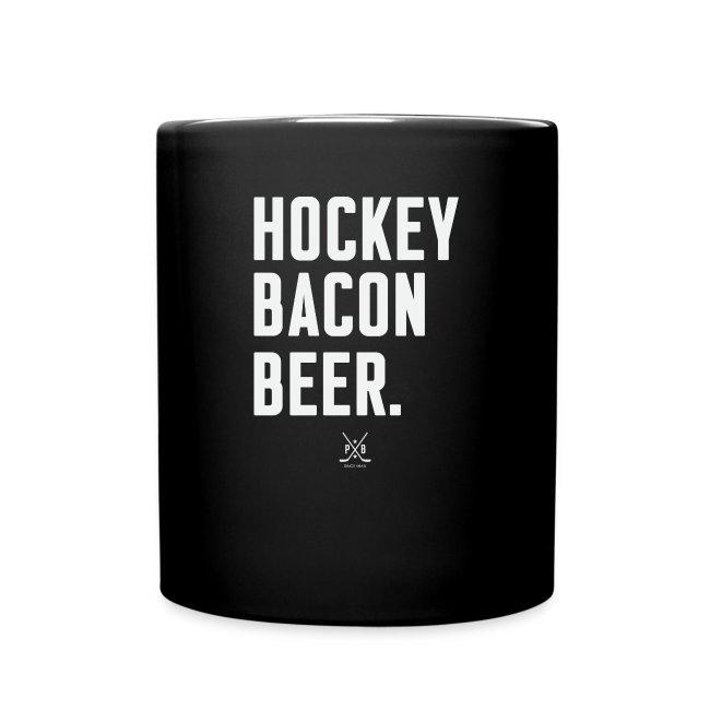 Hockey Bacon Beer