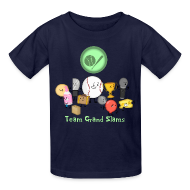 Kids' Shirts ~ Kids' T-Shirt ~ Kid's Grand Slams T-Shirt