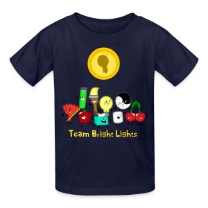 Kid's Bright Lights T-Shirt - Kids' T-Shirt