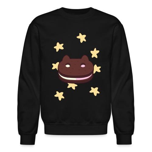Cookie Cat Sweater - Crewneck Sweatshirt