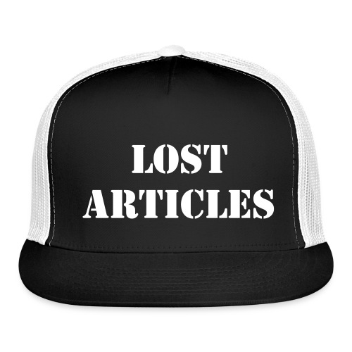 Lost Articles Trucker Hat - Trucker Cap