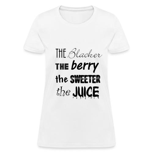 Berry Tee  - Women's T-Shirt