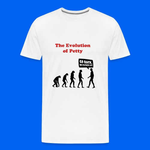 Petty Evolution - Men's Premium T-Shirt