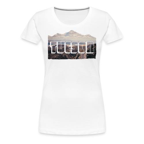 Tucson - WOMENS - Women's Premium T-Shirt