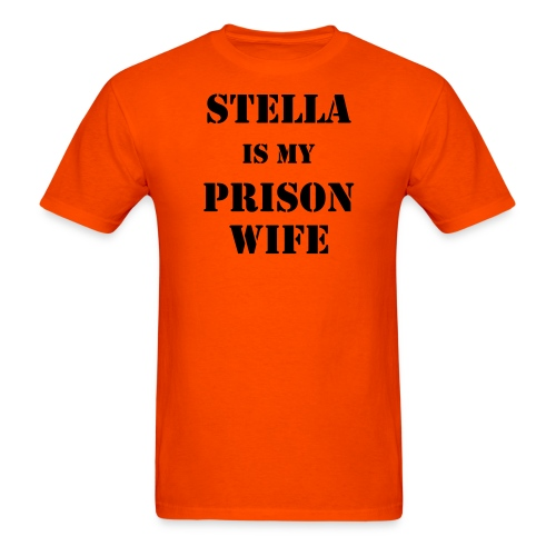 Stella Prison Wife - Men's T-Shirt