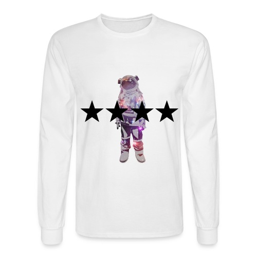 Rated 4 Starz - Men's Long Sleeve T-Shirt