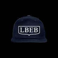 Caps ~ Snap-back Baseball Cap ~ LBEB Snapback hat