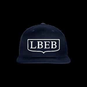 LBEB Snapback hat - Snap-back Baseball Cap