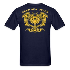 Deep Sea Diver - Men's T-Shirt