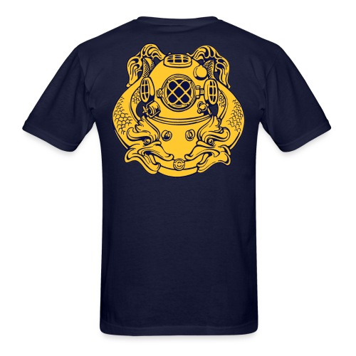 1st Class Dive Badge - Men's T-Shirt
