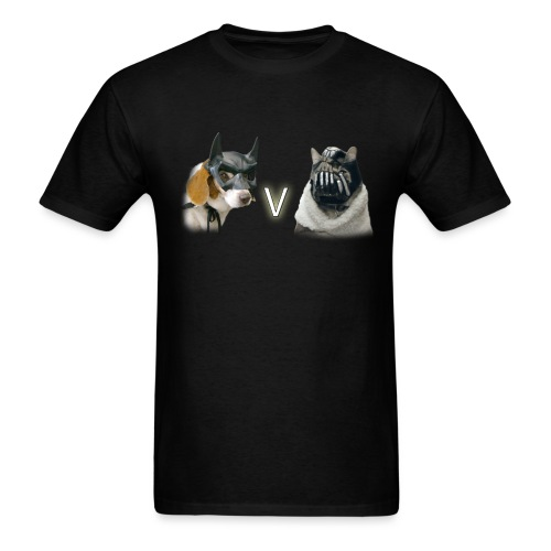 BatDog V BaneCat Official - Men's T-Shirt