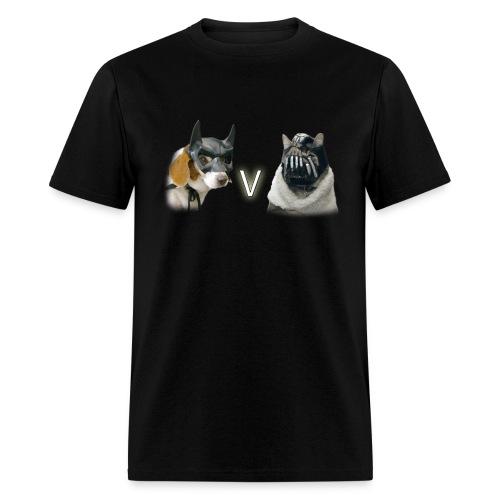 BatDog V BaneCat Official - Men's T-Shirt