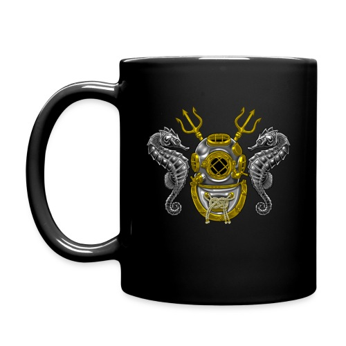 Master Diver Mug - Full Color Mug
