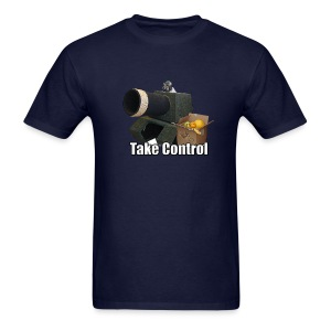 Take Control Shirt - Men's T-Shirt