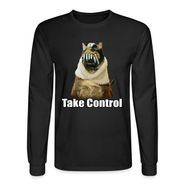 BaneCat Take Control Shirt