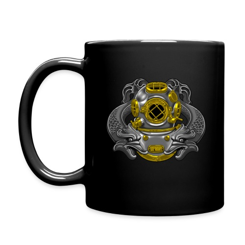 1st Class Mug - Full Color Mug