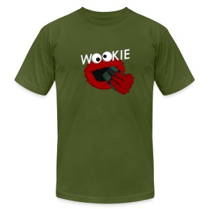 Wookie C4 American Apparel  - Men's Fine Jersey T-Shirt