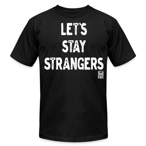 DCBK - STRANGERS TSHIRT - Men's Fine Jersey T-Shirt