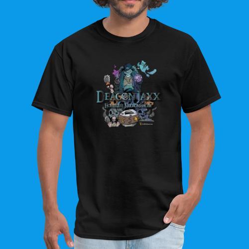 Deacon Jaxx Cover Tee - Men's T-Shirt