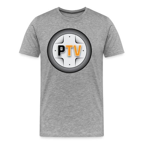 PhoenixTV Logo - Men's Premium T-Shirt