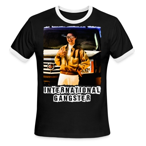 International Gangster - Men's Ringer T-Shirt