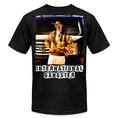 International Gangster - Men's Fine Jersey T-Shirt