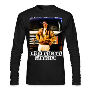 International Gangster - Men's Long Sleeve T-Shirt by Next Level