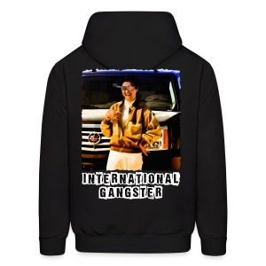 International Gangster - Men's Hoodie