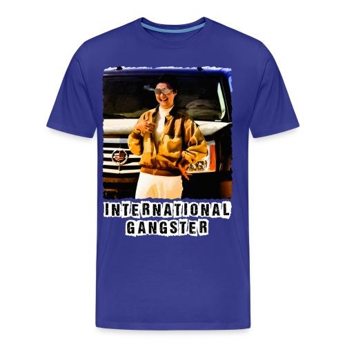 International Gangster - Men's Premium T-Shirt