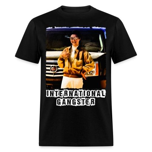 International Gangster - Men's T-Shirt