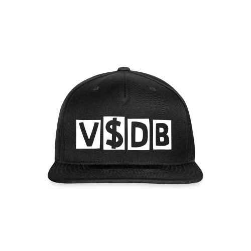 V$DB Hat Midnight Mob - Snap-back Baseball Cap