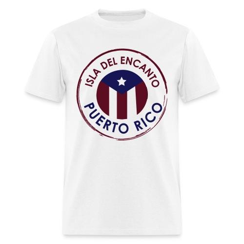 Isla Del Encanto - Men's T-Shirt